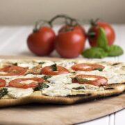 marg pizza