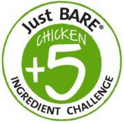 Just BARE Chicken plus 5 ingredient challenge