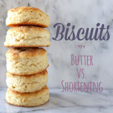 How to Make Biscuits Butter vs Shortening Intro