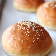 Impress everyone at your next BBQ with HOMEMADE burger buns!