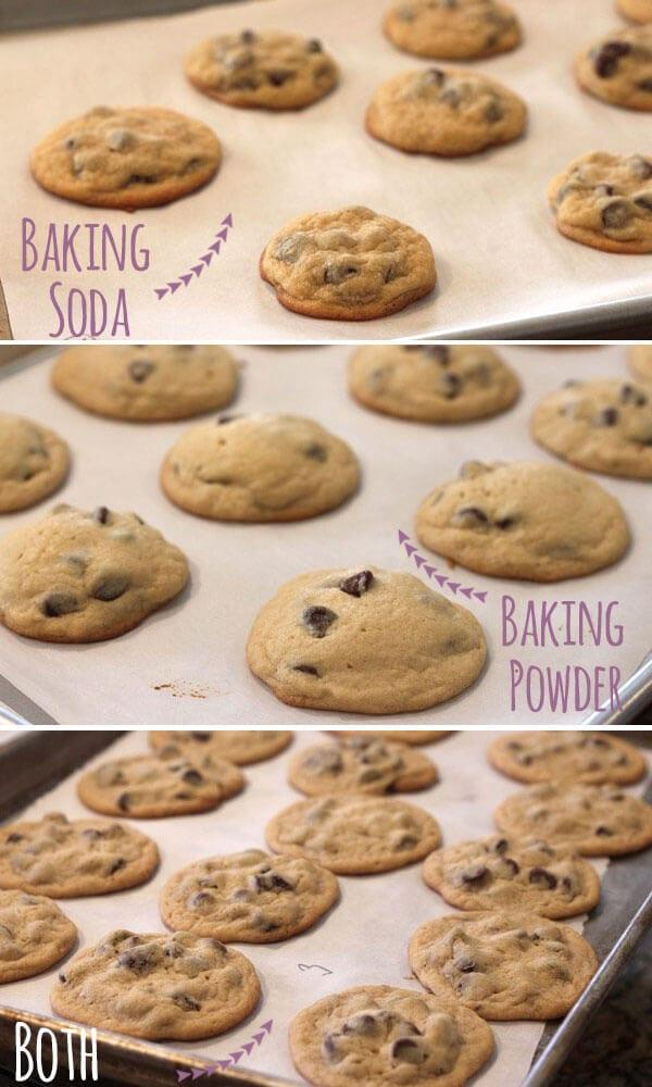 Baking Soda vs. Baking Powder - Handle the Heat
