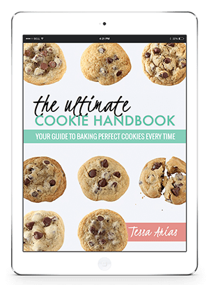 The Ultimate Cookie Handbook